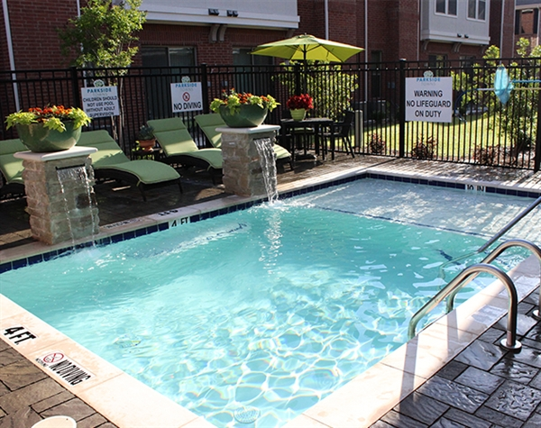 Pool at Listing #242933