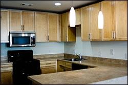Kitchen at Listing #140329