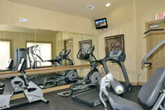 Fitness Center at Listing #146181