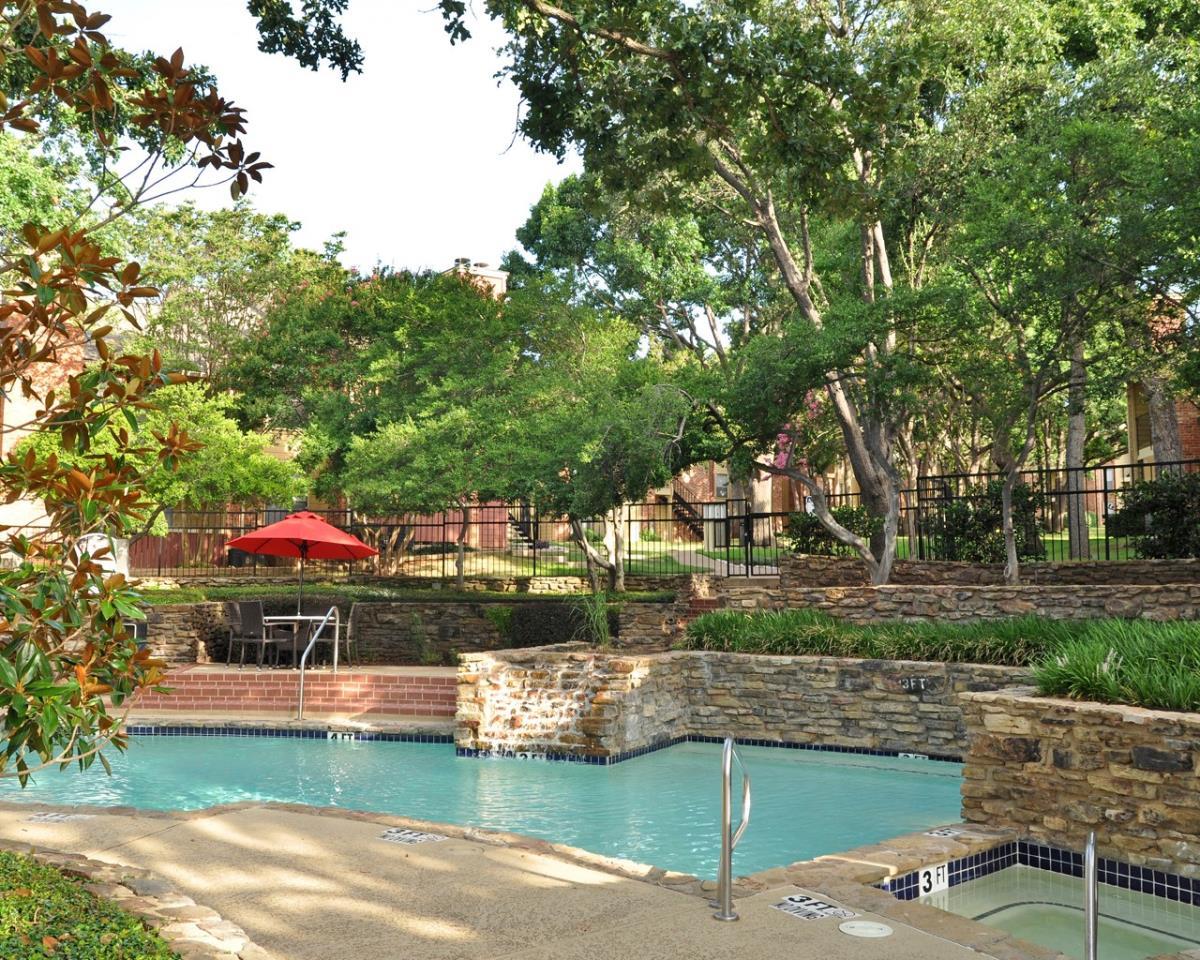 Pool at Listing #137018