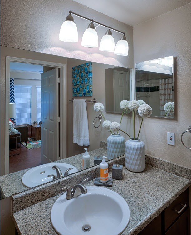 Bathroom at Listing #137627