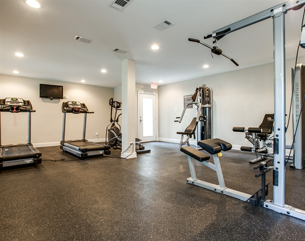 Fitness at Listing #136487