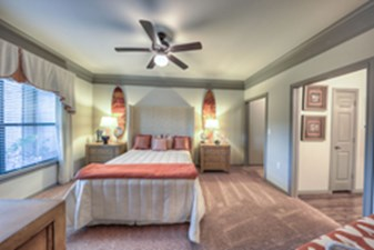 Bedroom at Listing #235634