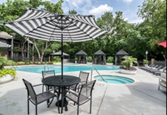 Pool at Listing #138665