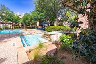 Pool at Listing #135894