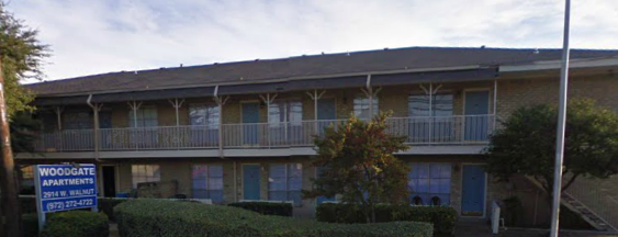Woodgate Apartments Garland TX