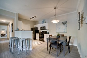 Dining/Kitchen at Listing #145118