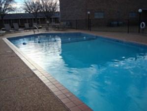 Pool at Listing #215605