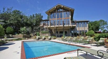 Pool at Listing #136221