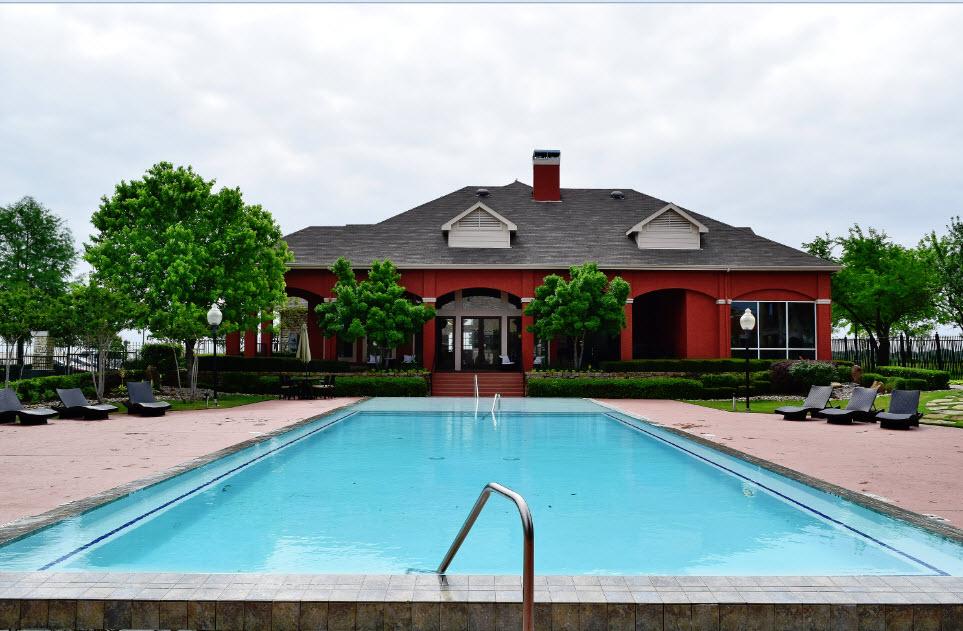 Pool at Listing #144268