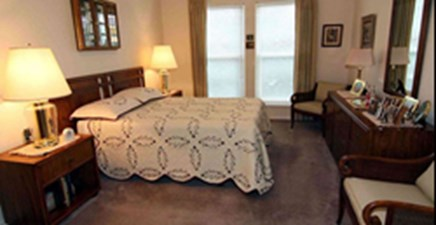 Bedroom at Listing #232408