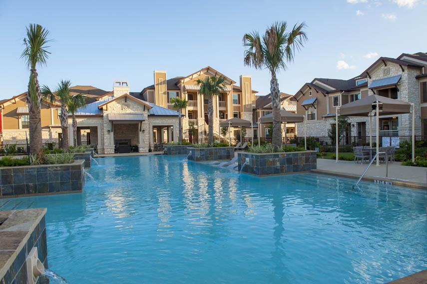 Pool at Listing #263386