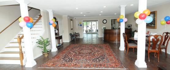 Lobby at Listing #139819