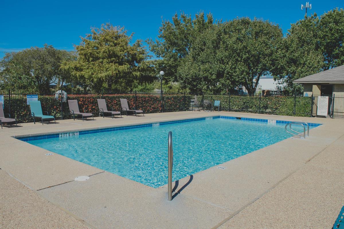 Pool at Listing #145881