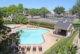 Pool at Listing #135985