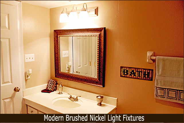 Bathroom at Listing #138432
