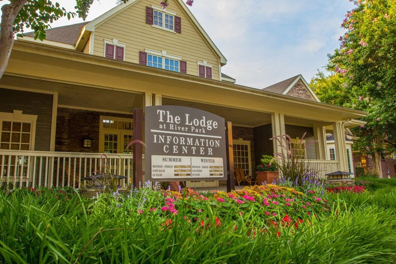 Lodge at River Park Apartments