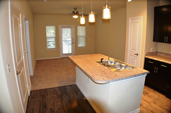 Dining/Kitchen at Listing #259011