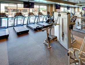 Fitness Center at Listing #153000