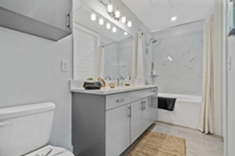 Bathroom at Listing #302202