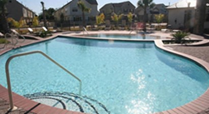 Pool at Listing #281814