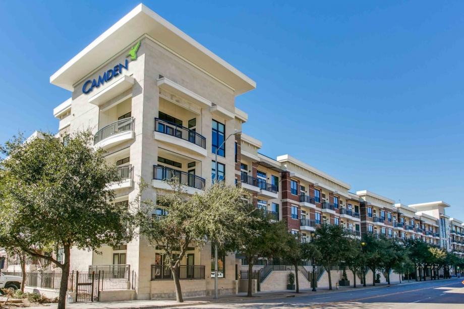 Camden Victory Park Apartments Dallas, TX