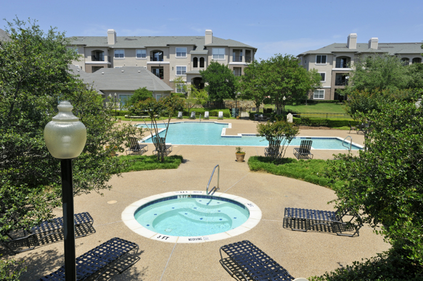 Pool at Listing #137786