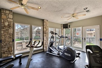 Fitness Center at Listing #140836