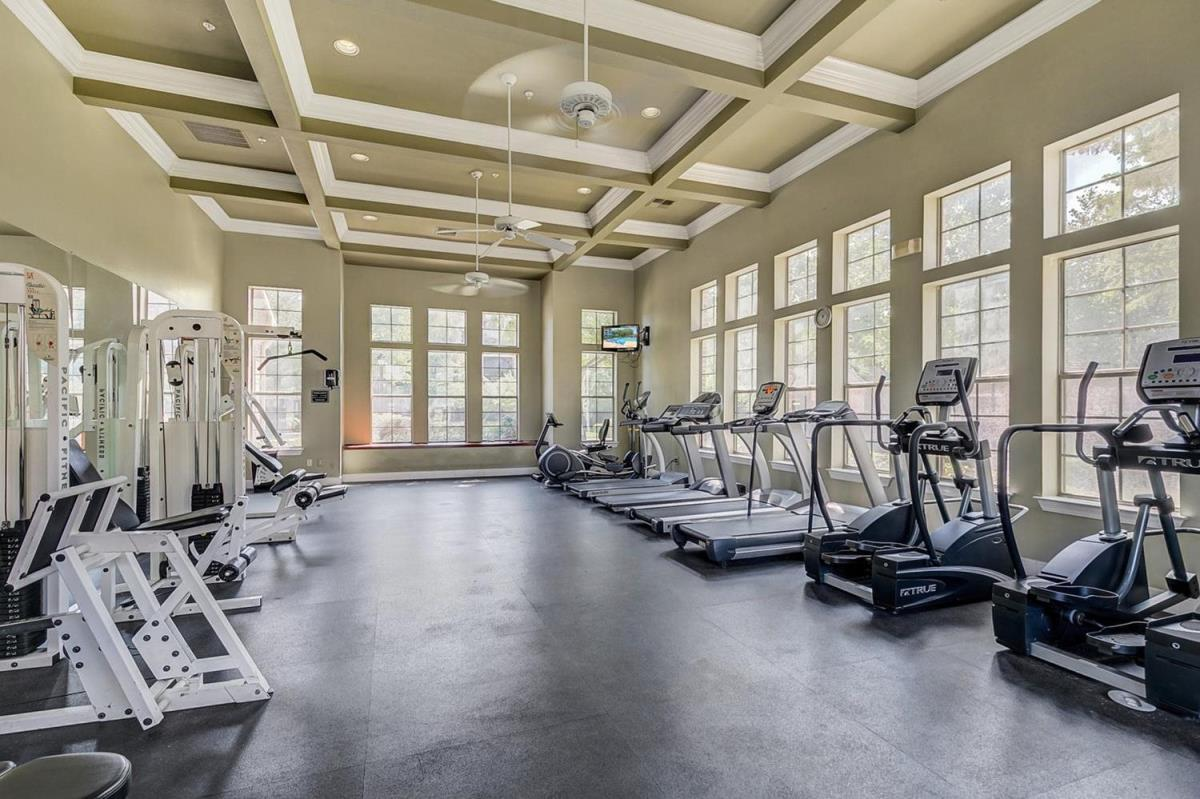 Fitness Room at Listing #137808