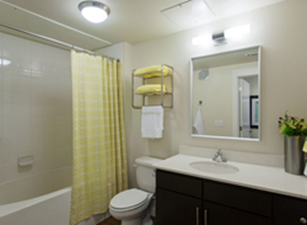 Bathroom at Listing #225421