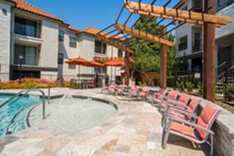 Pool at Listing #137874