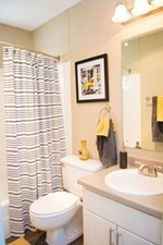 Bathroom at Listing #141225