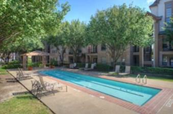 Pool at Listing #138828