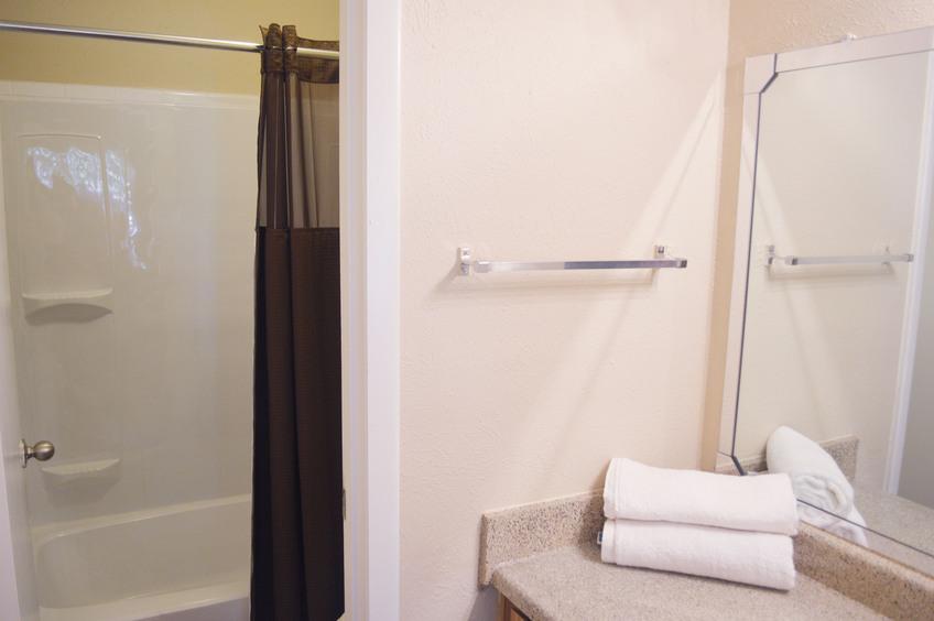 Bathroom at Listing #135830