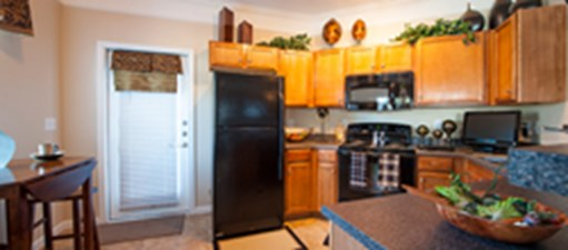 Kitchen at Listing #147052
