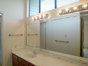 Bathroom at Listing #136561