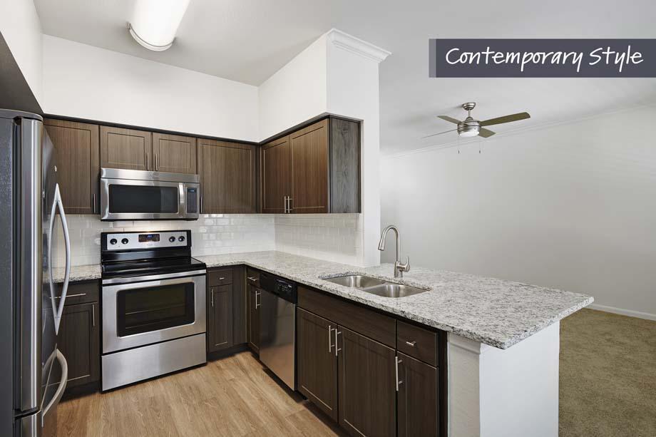 Kitchen at Listing #137946