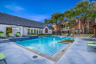 Pool at Listing #135758