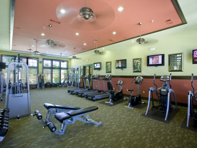 Fitness at Listing #278619