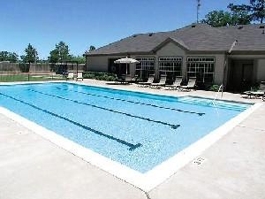 Pool Area at Listing #139001