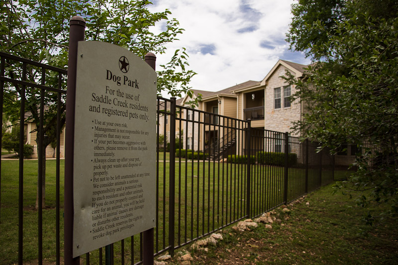 Dog Park at Listing #140788