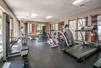 Fitness Center at Listing #140964