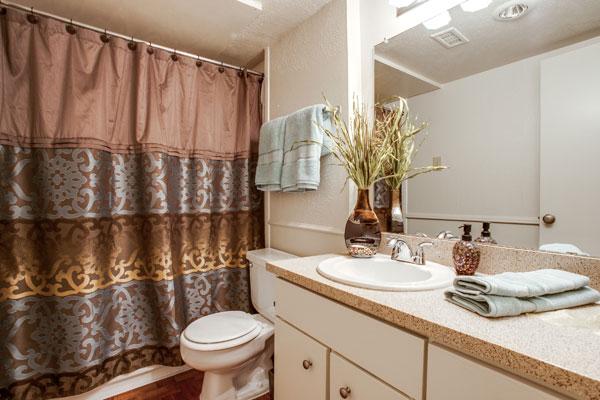 Bathroom at Listing #136446