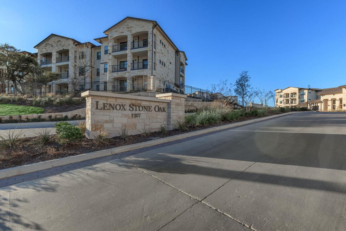 Lenox Stone Oak Apartments San Antonio TX