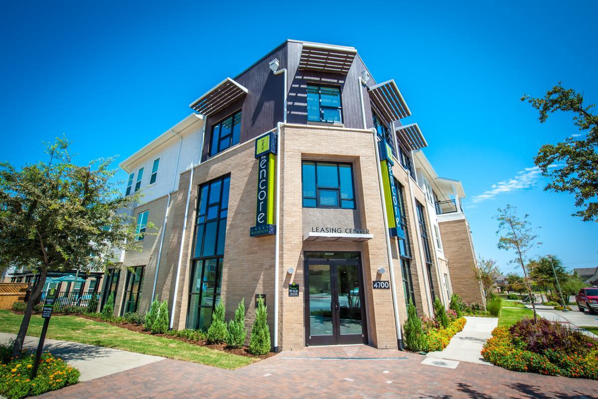 Encore Apartments Plano TX