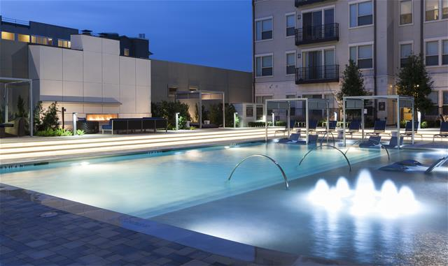 Pool at Listing #237323