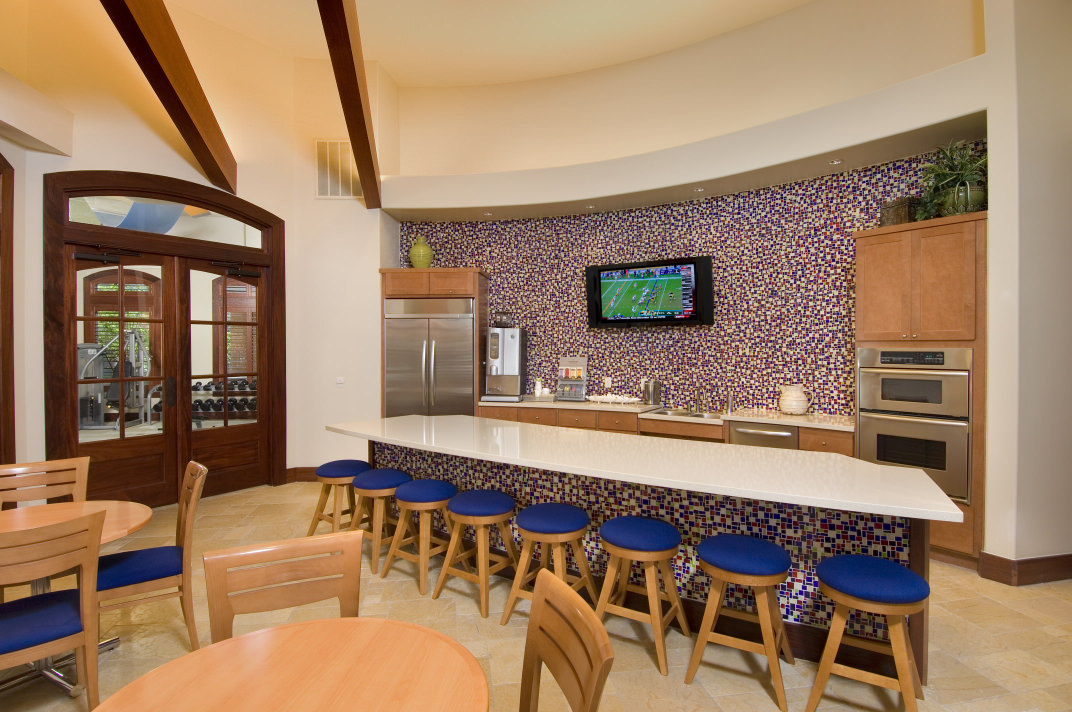 Clubhouse at Listing #145367