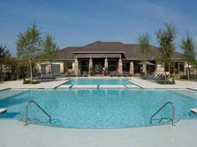 Pool at Listing #144977