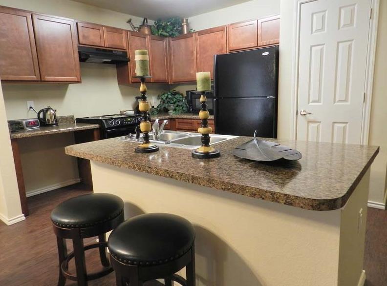Kitchen at Listing #150835