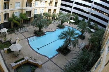 Pool at Listing #140019